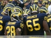 M Football 2011 Michigan Wolverines Too Much For ohios Buckeyes in Big House: M 40 OSU 34 thumbs 2011 umohio 011 Ohio State Ohio Denard Robinson Brady Hoke 2011