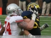 M Football 2011 Michigan Wolverines Too Much For ohios Buckeyes in Big House: M 40 OSU 34 thumbs 2011 umohio 015 Ohio State Ohio Denard Robinson Brady Hoke 2011