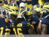 Michigan Wolverines 40 Ohio 34 Game Photos THE GAME thumbs 2011 umohio 021 Ohio State Ohio Mike Martin Denard Robinson David Molk Brady Hoke 2011
