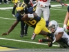 M Football 2011 Michigan Wolverines Too Much For ohios Buckeyes in Big House: M 40 OSU 34 thumbs 2011 umohio 022 Ohio State Ohio Denard Robinson Brady Hoke 2011