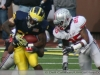 Michigan Wolverines 40 Ohio 34 Game Photos THE GAME thumbs 2011 umohio 024 Ohio State Ohio Mike Martin Denard Robinson David Molk Brady Hoke 2011