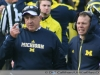 M Football 2011 Michigan Wolverines Too Much For ohios Buckeyes in Big House: M 40 OSU 34 thumbs 2011 umohio 038 Ohio State Ohio Denard Robinson Brady Hoke 2011
