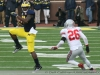 M Football 2011 Michigan Wolverines Too Much For ohios Buckeyes in Big House: M 40 OSU 34 thumbs 2011 umohio 045 Ohio State Ohio Denard Robinson Brady Hoke 2011