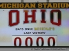 M Football 2011 Michigan Wolverines Too Much For ohios Buckeyes in Big House: M 40 OSU 34 thumbs 2011 umohio 055 Ohio State Ohio Denard Robinson Brady Hoke 2011