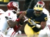 Michigan Wolverines vs. Indiana Hoosiers Football Game Photos thumbs 2013 umindiana 012 2013