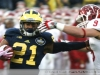Michigan Wolverines vs. Indiana Hoosiers Football Game Photos thumbs 2013 umindiana 08 2013