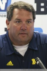 Brady Hoke   Time to show what hes made of 2293  320x240 2011 ummsu 028 Michigan State Brady Hoke 2011