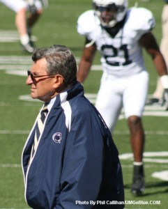 Say it isnt so, Joe...Paterno Out at Penn State 07 UMPennST 31 241x300 Penn State Joe Paterno 2011