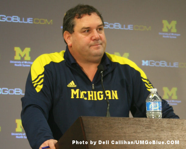 2012 Michigan Wolverine Football Signing Day 2012 Hoke recruiting Brady Hoke