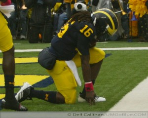M FOOTBALL 2012: EVERY BIG TEN GAME A CHAMPIONSHIP GAME MICHIGAN 45, ILLINOIS 0. 2012 UMIllinois 022 300x239 Illinois