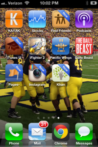 How to Subscribe to the UMGoBlue.COM Podcast on IOS 6 (iPhone, iPad) iTunes 01 200x300 iTunes