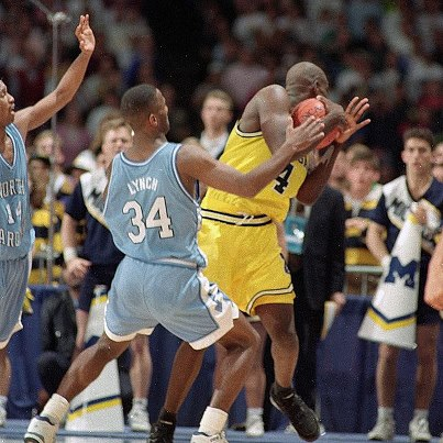 Fab 5: Time for New Ending Webber to John Beilein Jalen Rose Final 4 Chris Webber