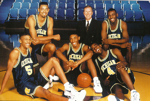 Fab 5: Time for New Ending fab five John Beilein Jalen Rose Final 4 Chris Webber