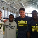 Team 134 Captains- Michigan Wolverines Football News