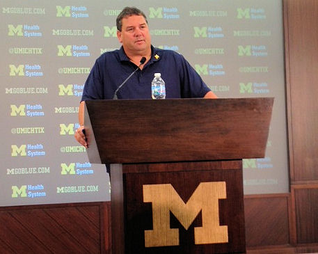 Brady Hoke Quotes of the Week brady sept9 Devin Gardner Brady Hoke