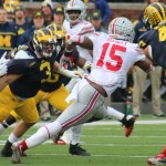 "M FOOTBALL 2015-112TH INCARNATION OF ""THE GAME"" PROVIDES DOWNER FOR THE WOLVERINES AS BUCKEYES OVERWHELM 13-42."
