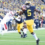 Podcast- 2015 Michigan Football Michigan 49 Rutgers 16 Game Commentary with Phil Callihan and Andy Andersen