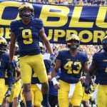 Michigan Football Game Day– Michigan Versus Colorado