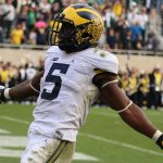 Michigan Football Game Photos– Michigan 32 MSU 23