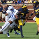 Michigan Football Injury Update- Tarik Black