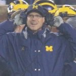 Michigan Football– Jim Harbaugh Wisconsin Week Press Conference Iron Jock Edition