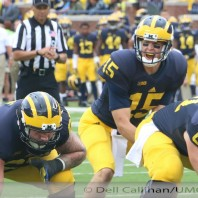 Podcast- 2015 Michigan Football Michigan 35 Oregon State 7 Game Commentary with Phil Callihan and Andy Andersen
