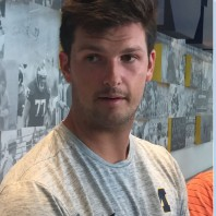 2016 Michigan Football Quarterback Wilton Speight Post Practice Podcast