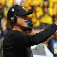 Michigan Football Coach Jim Harbaugh Press Conference Central Florida Week Podcast