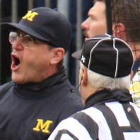 Jim Harbaugh is Crazy– Like a Fox