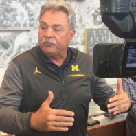 Michigan Football– Don Brown– Players Need to Have an Up Arrow