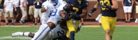 Michigan Football Injury Update- Tarik Black