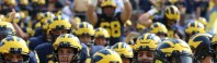 MICHIGAN FOOTBALL 2017: M SAVES BEST FOR LAST HALF-M-28, PURDUE-10