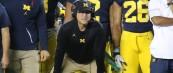 Jim Harbaugh Michigan Football Postgame Podcast– Michigan State 14 Michigan 10