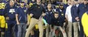 """Michigan Football– Jim Harbaugh Indiana Week Press Conference– """"Hindsight is 20-20…"""""""