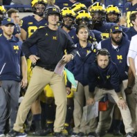 "Michigan Football– Jim Harbaugh Indiana Week Press Conference– ""Hindsight is 20-20…"""