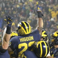 Michigan Football Game Photos– Michigan 33 Minnesota 10