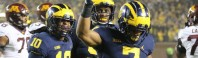 MICHIGAN FOOTBALL 2017: M DOMINATES SCOREBOARD IN 35-10 WIN OVER MARYLAND
