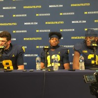 Michigan Football Postgame Podcast– John O'Korn, Chris Evans, Rashan Gary Ohio State 31 Michigan 20