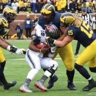 Michigan Football Game Photos– Ohio State 31 Michigan 20