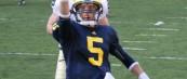 Michigan Football 2009: Forcier, Stonum, Mathews, and Minor-M 38 ND 34