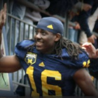 2012 Michigan Wolverines Spring Football Game Photos