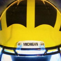 "M Football 2011-""Michigan"" Football Returned In November to the Big House Saturday As the 18th Ranked Wolverines Demolished  Nebraska's 16th Ranked Cornhuskers 45-17"