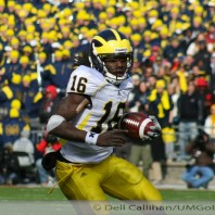 Denard Robinson Photo Gallery