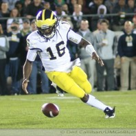 2012 Notre Dame 13 Michigan 6 Game Photos