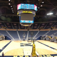 Crisler Arena Construction Update Photos – 10/16/2012