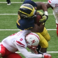 Game Day- Michigan Wolverines vs The Nebraska Cornhuskers