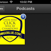 How to Subscribe to the UMGoBlue.COM Podcast on IOS 6 (iPhone, iPad)
