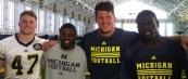 Team 134 Captains- Michigan Wolverines Football News