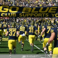 2013 Game Photos Michigan Wolverines 28 Akron Zips 24