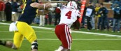 2013 Michigan Football: Nebraska 17 Michigan 13 Game Photos